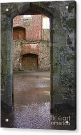 The Derelict Titchfield Abbey Hampshire Acrylic Print by Terri Waters