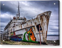 The Duke Of Lancaster Acrylic Print by Adrian Evans