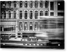 The Elevated Acrylic Print by Scott Norris