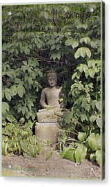 The Enlightened One Acrylic Print by Sonali Gangane