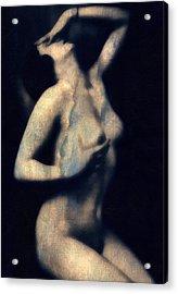 The Forgotten Lover Acrylic Print by Georgiana Romanovna