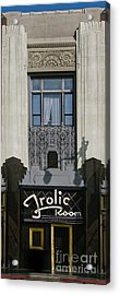 The Frolic Room Acrylic Print by Gregory Dyer