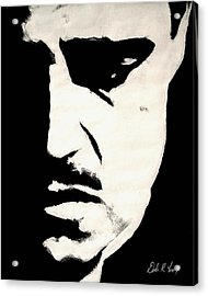 The Godfather Acrylic Print by Dale Loos Jr