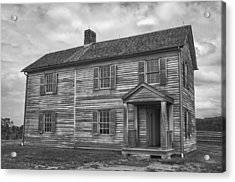 The Henry House Acrylic Print by Guy Whiteley