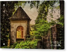 The Hideaway Acrylic Print by Lois Bryan