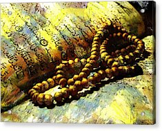 The Holy Quran Acrylic Print by Catf