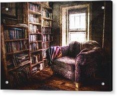 The Joshua Wild Room Acrylic Print by Scott Norris