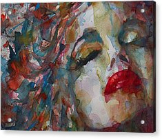 The Last Chapter Acrylic Print by Paul Lovering