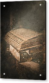 The Light Of Knowledge Acrylic Print by Loriental Photography