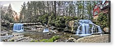 The Living Waters Acrylic Print by Donnie Smith