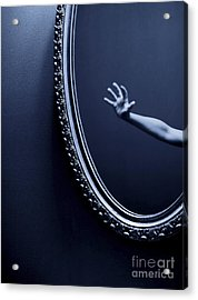 The Mirror Acrylic Print by Diane Diederich