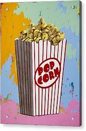 The Movies #2 Acrylic Print by David Palmer