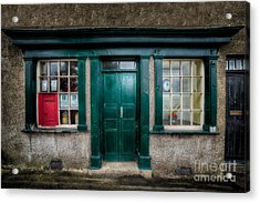 The Old Post Office Acrylic Print by Adrian Evans