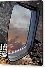 The Other Side Of Natural Acrylic Print by Glenn McCarthy Art and Photography