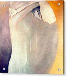 The Potential Of Death/birth Acrylic Print by Jodie Marie Anne Richardson Traugott          aka jm-ART