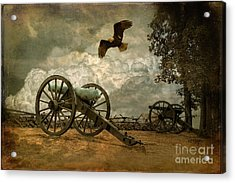 The Price Of Freedom Acrylic Print by Lois Bryan
