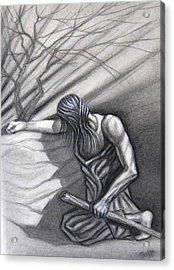 The Prodigal Son Acrylic Print by Raffi  Jacobian