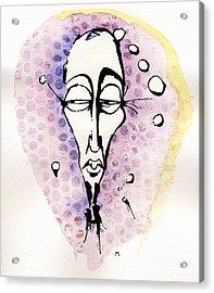 The Prophet Three Acrylic Print by Mark M  Mellon