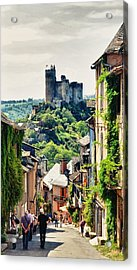 Acrylic Print featuring the photograph The Real Taste Of France by Thierry Bouriat