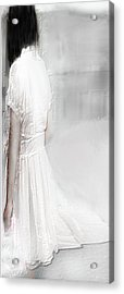 The Recluse Acrylic Print by Ruth Clotworthy