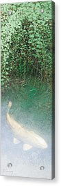 The Sanctuary Acrylic Print by Robert Conway