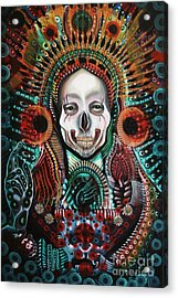 The Singularity Acrylic Print by Michael Kulick