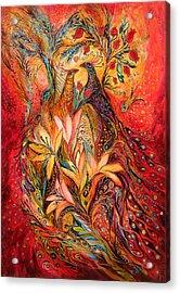 The Sirocco Acrylic Print by Elena Kotliarker
