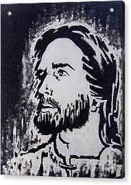 The Son Of God Acrylic Print by Greg Moores