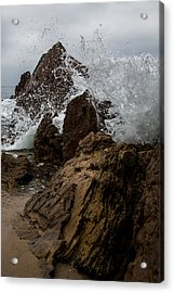 The Sound And The Fury Acrylic Print by John Daly
