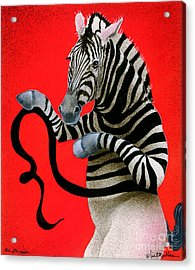 The Stripper... Acrylic Print by Will Bullas