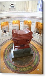 The Tombs At Les Invalides - Paris France - 01132 Acrylic Print by DC Photographer