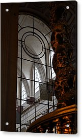 The Tombs At Les Invalides - Paris France - 011320 Acrylic Print by DC Photographer