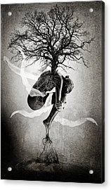 The Tree Of Life Acrylic Print by Erik Brede