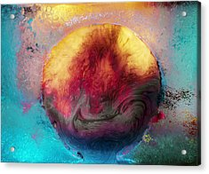 The Ultimate Boon Acrylic Print by Petros Yiannakas