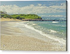 The Voice Of The Sea Acrylic Print by Sharon Mau
