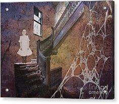 The Welcomer Acrylic Print by Maureen Tillman