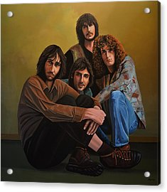 The Who Acrylic Print by Paul Meijering