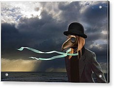 The Wind Has Changed Acrylic Print by Craig Carl