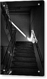 Third Floor Acrylic Print by Bob Orsillo