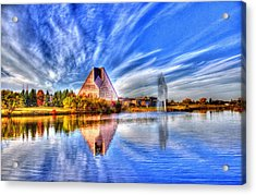 This Photo Is Worth A Mint...wrcm Acrylic Print by Larry Trupp