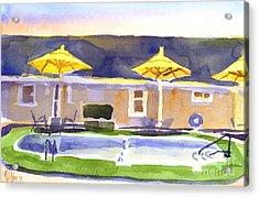 Three Amigos IIib Acrylic Print by Kip DeVore