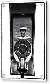 Through The Lens Acrylic Print by John Rizzuto