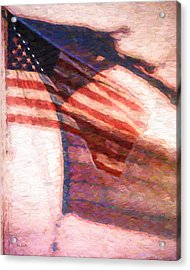 Through War And Peace Acrylic Print by Bob Orsillo