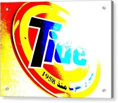 Tide In Marrakech Acrylic Print by Funkpix Photo Hunter