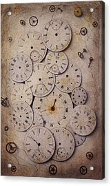 Time Forgotten Acrylic Print by Garry Gay