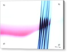 Time On A String 10 Acrylic Print by Xoanxo Cespon