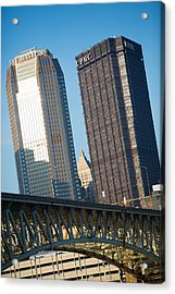 Timeless Old Attraction Acrylic Print by Jimmy Taaffe