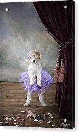 Tiny Dancer Acrylic Print by Lisa Jane