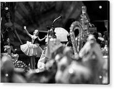Tiny Dancer Acrylic Print by Marco Oliveira