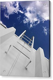 To The Top Acrylic Print by Don Spenner